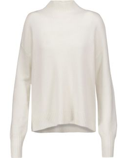 Ibbie Wool And Cashmere-blend Turtleneck Sweater
