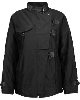 Goji Cotton-shell Coat