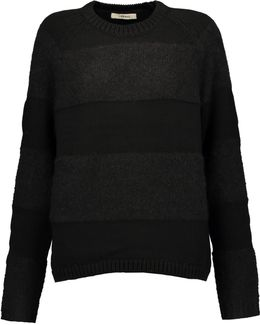Rodeo Paneled Knitted Sweater