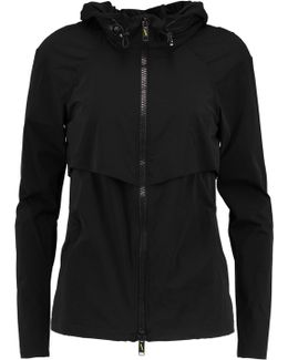 Venezia Stretch-jersey Hooded Jacket