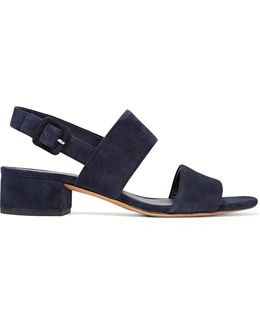 Taye Suede Slingback Sandals