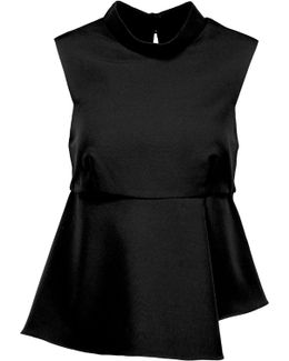 Cady Peplum Top