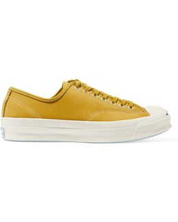 Jack Purcell Signature Suede Sneakers