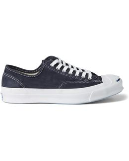 Jack Purcell Signature Nubuck Sneakers
