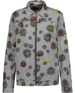 Printed Cotton-poplin Jacket