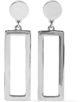 Silver-plated Earrings
