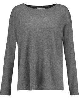 Modal-blend Jersey Top