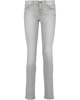 Roxanne Mid-rise Skinny Pants