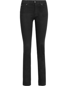 Rozie Low-rise Slim-leg Jeans
