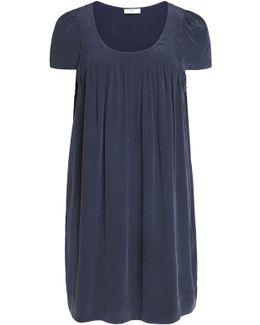 Dovana Silk Mini Dress