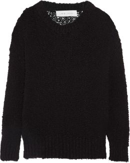 Gage Open-knit Cotton Sweater