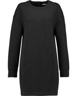Scuba-jersey Mini Dress