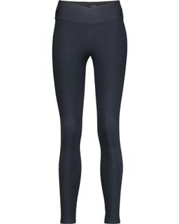 Hannah Stretch-cotton Jersey Leggings