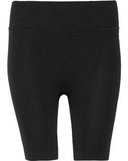 Cheryl Stretch-knit Shorts