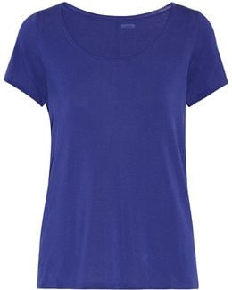Ellsie Stretch-micro Modal T-shirt
