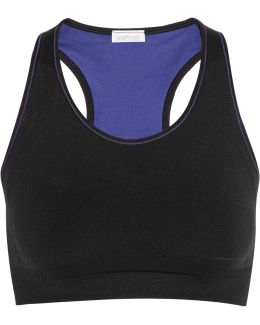 Chelsea Stretch-jersey Sports Bra