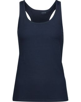 Maria Stretch-cotton Tank