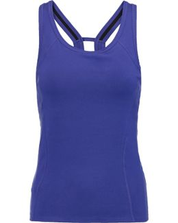 Jackie Cotton-blend Jersey Top