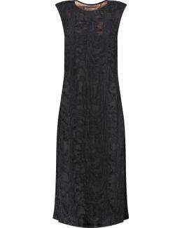 Cutout Fil Coupé Dress