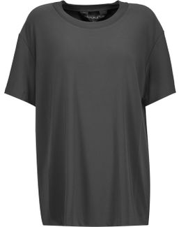 Stretch-jersey T-shirt