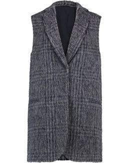 Wool And Alpaca-blend Gilet