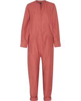 Nuk Cotton-poplin Jumpsuit