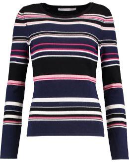 Jolanta Wool And Cashmere Blend Sweater