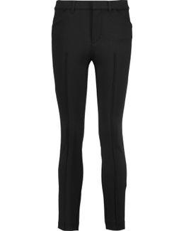 Liana Stretch-knit Skinny Pants
