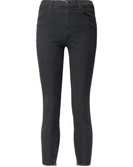 Maria Twill Skinny Pants