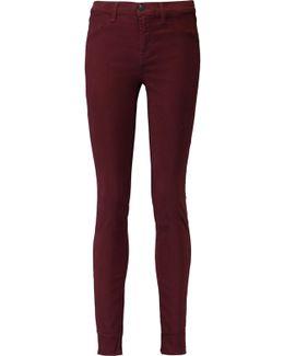 485 Twill Skinny Pants