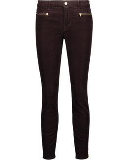 Iselin Cotton-blend Corduroy Skinny Pants
