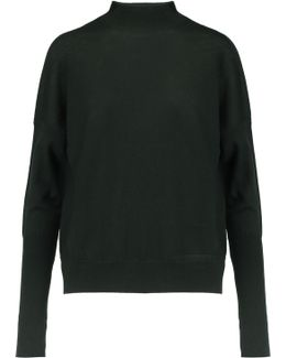 Acacia Wool-blend Turtleneck Sweater