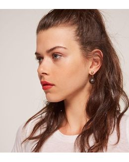 Soko Pira Pearl Jacket Earrings
