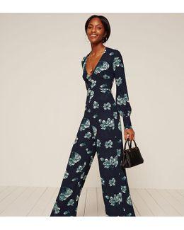 Camellia Jumpsuit