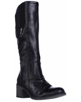 Baretraps Dallia Slouch Toe Riding Boots