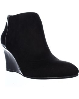 Yihana Wedge Booties