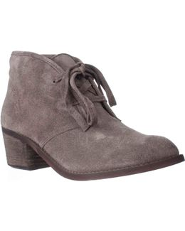 Graham Ankle Booties