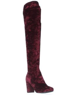 Rumer Over The Knee Slouch Boots