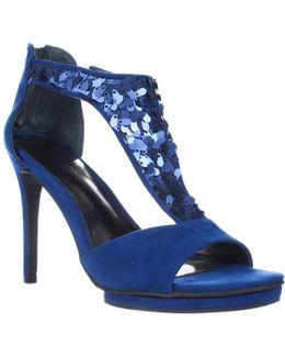 Carlos Carlos Santana Sonora Dress Heel Sandals