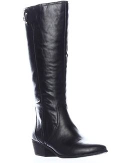 Brilliance Wide Calf Riding Boots