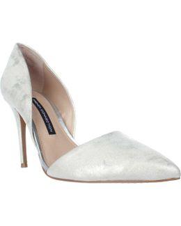 Elvia D'orsay Heels - Silver