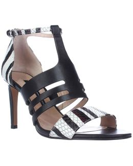 Lia T-strap Dress Sandals