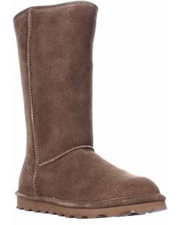Elle Tall Shearling Lined Water Resistant Winter Boots
