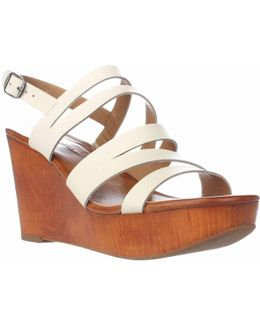 Marinaa Wedge Strappy Sandals