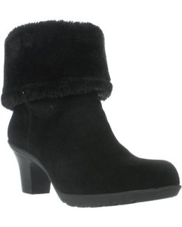 Heward Cuffed Ankle Winter Boots