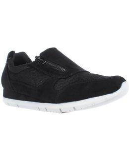 Wasyl Side Zip Laceless Sneakers