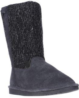 Adrianna Flat Winter Boots