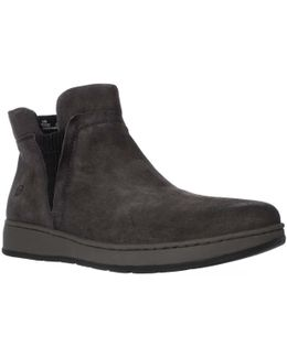 Zyba Casual Ankle Booties