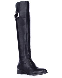 Cyra Dress Back Stretch Riding Boots