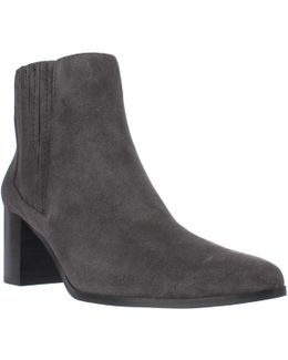 Unity Pull On Ankle Boots